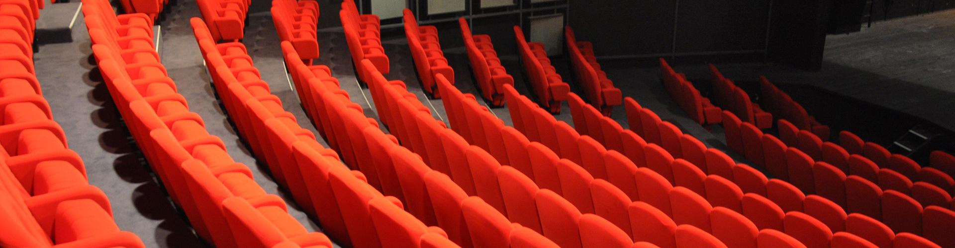 LA MJC propose régulièrement des spectacles variés, le dimanche à 17h pour permettre d'y assister en famille